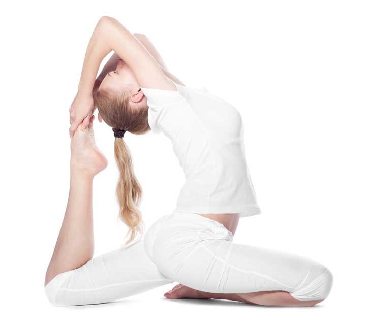 Feel good with bev yoga