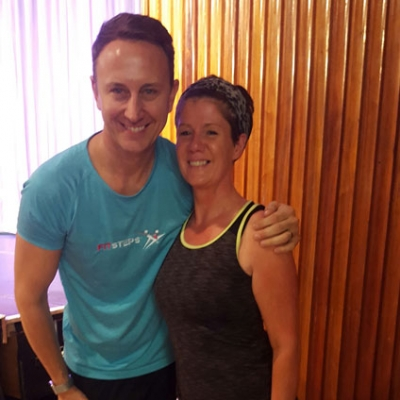Fitsteps Masterclass with Ian Waite
