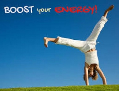 How to boost your energy levels!